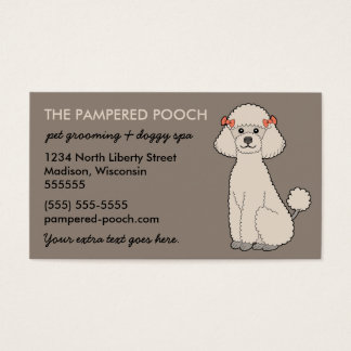 Personalized Dog or Pet Business Cards