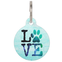 Personalized Dog Tag  Name Address & Phone Number