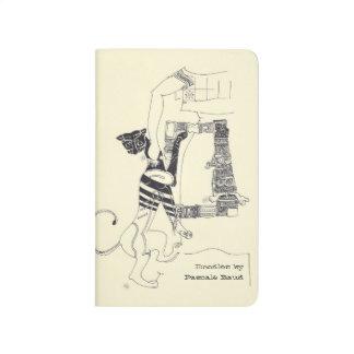 Personalized Doodles Journal Fragments d'Arts 4