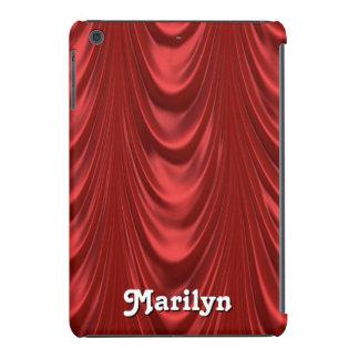 Personalized Drama Theatre Stage Curtains Acting iPad Mini Retina Cover