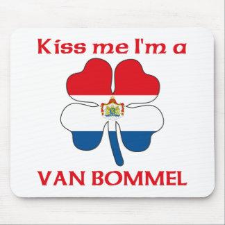 Personalized Dutch Kiss Me I'm Van Bommel Mouse Mat