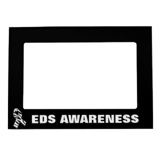 Personalized EDS Awareness Magnet Photo Frame