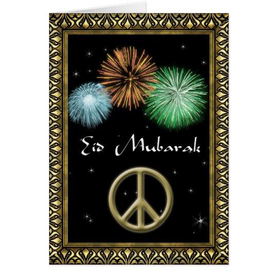personalized eid greetings card  zazzle