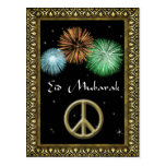 Personalized Eid Mubarak Postcard