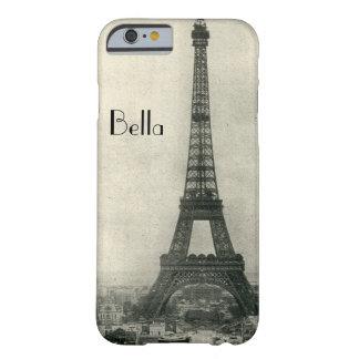 Personalized Eiffel Tower Paris iPhone 6 case