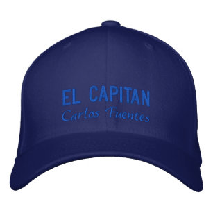 Personalized El Capitan Embroidered Hat e4dd3ed0a1b1