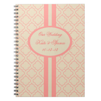 Personalized Elegant Notebook