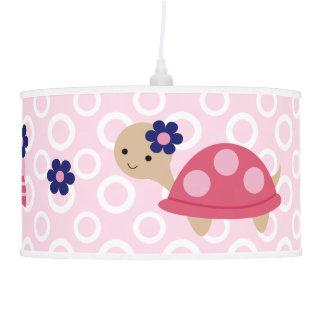 Personalized Ella Elephant/Turtle/Owl Nursery Lamp