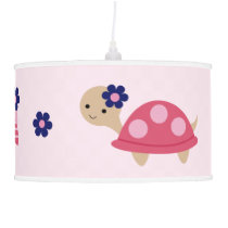 Personalized Ella Elephant/Turtle/Owl Nursery Lamp