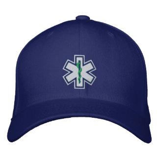 Personalized EMT Emergency Medical Technician Embroidered Baseball Hat