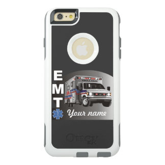 Personalized EMT Emergency Medical Technician OtterBox iPhone 6/6s Plus Case