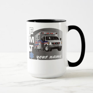 Personalized EMT Mug