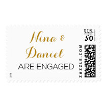 Personalized Engagement Stamps/Postage Postage