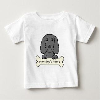 Personalized English Cocker Spaniel Baby T-Shirt