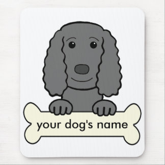 Personalized English Cocker Spaniel Mouse Pad