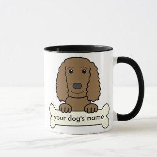 Personalized English Cocker Spaniel Mug