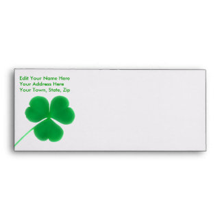 Personalized Envelope