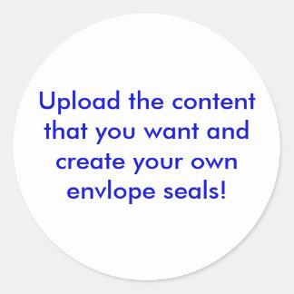 Personalized Envelope Seals