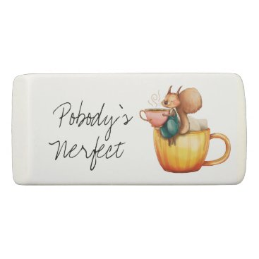 Beach Themed Personalized Eraser - Pobody's Nerfect