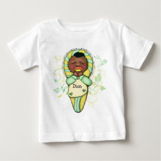 Personalized Ethnic Baby Baby T-Shirt
