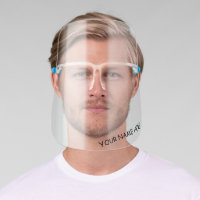 Personalized Face Shield
