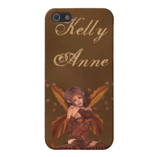 Personalized Fairy  Case For iPhone SE/5/5s