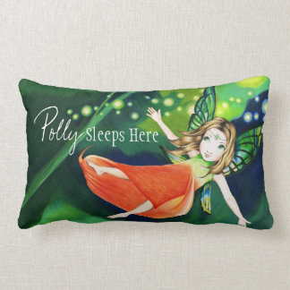Personalized Fairy Pillow