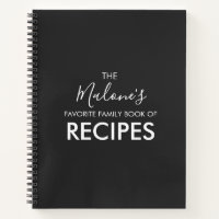 Recipe Books<