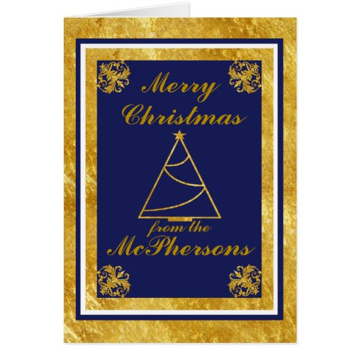 Personalized family christmas card zazzle for Unique family christmas cards