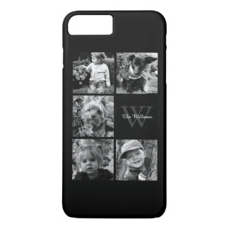 Personalized Family Photo Collage iPhone 7 Plus Case