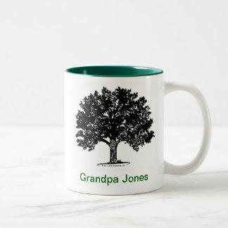 Personalized Family Tree Mug