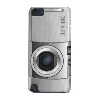 Personalized Faux Digital Camera iPod Touch Skin iPod Touch (5th Generation) Case