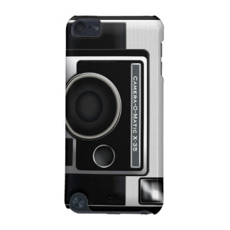 Personalized Faux Vintage Camera iPod Touch Skin iPod Touch 5G Case