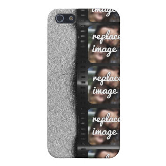 Personalized Filmstrip Photos Case For iPhone 5