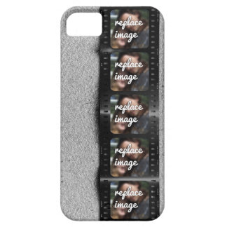 Personalized Filmstrip Photos iPhone SE/5/5s Case