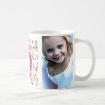 Personalized | Floral Mother's Day Coffee Mug