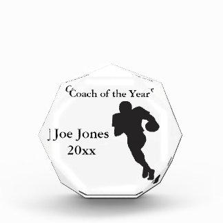 Personalized Football Award