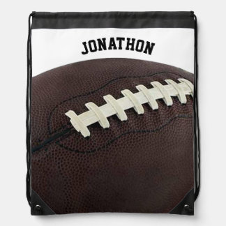Personalized FOOTBALL Backpack