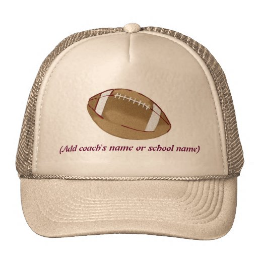 Personalized Football Cap Hats