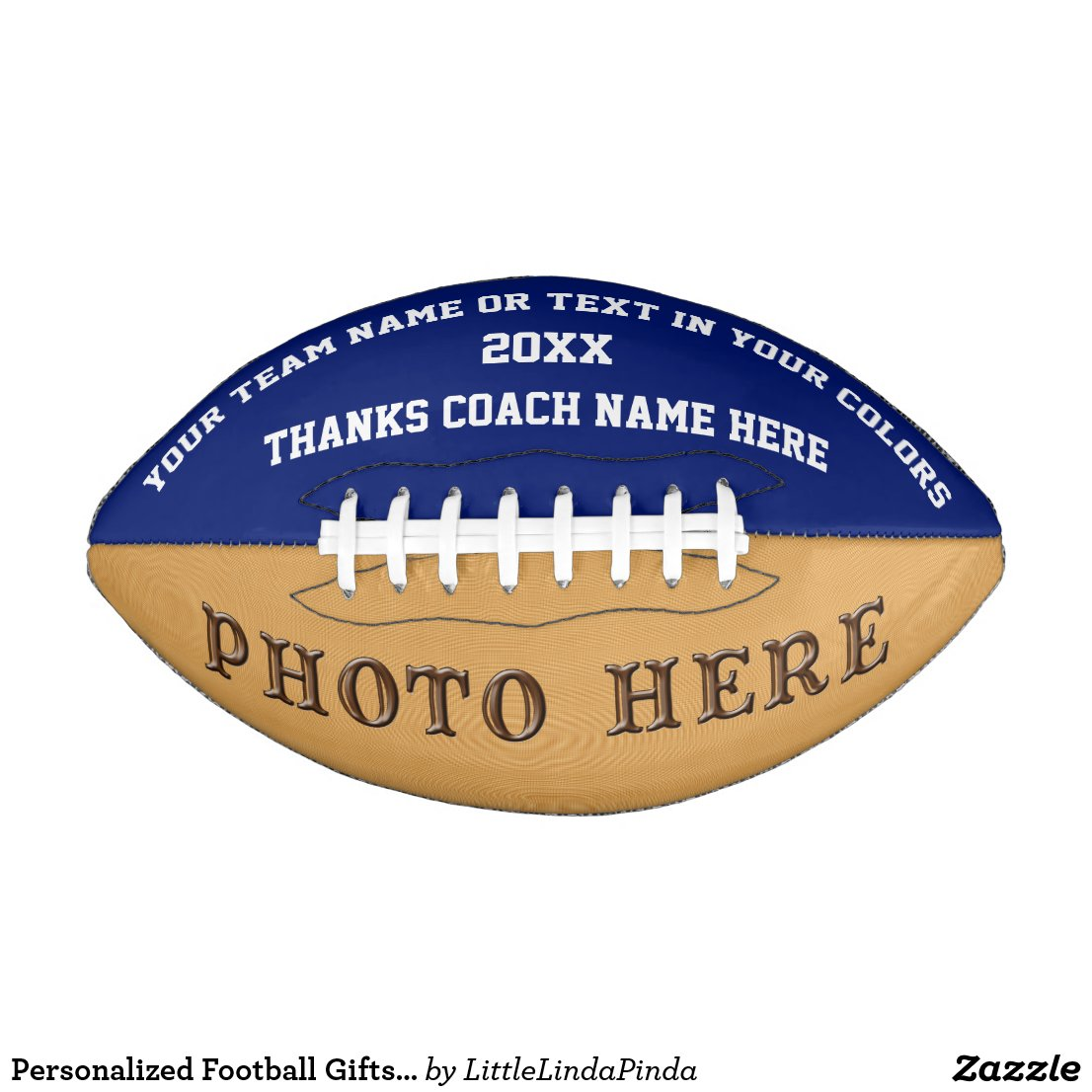 Personalized Football Gifts for Coaches, PHOTO