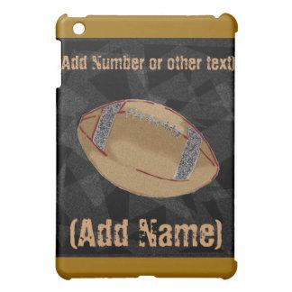 Personalized Football iPad Case
