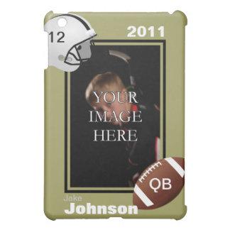 Personalized Football  iPad Mini Covers