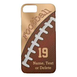 Personalized Football iPhone 7 Cases