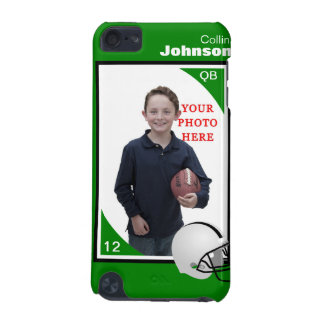 Personalized Football  iPod Touch (5th Generation) Case