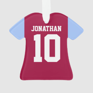 Personalized Football soccer shirt Contrast sleeve