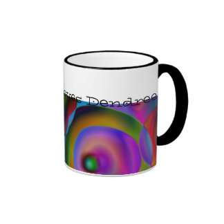 Personalized Fractal Art Coffee Mug