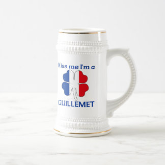 Personalized French Kiss Me I'm Guillemet Mug