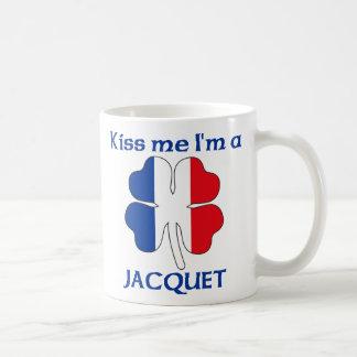 Personalized French Kiss Me I'm Jacquet Mug