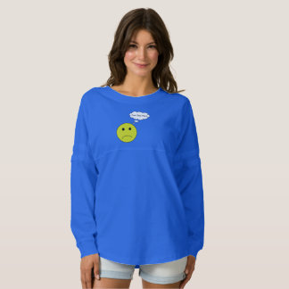 Personalized Frowning Face Spirit Jersey