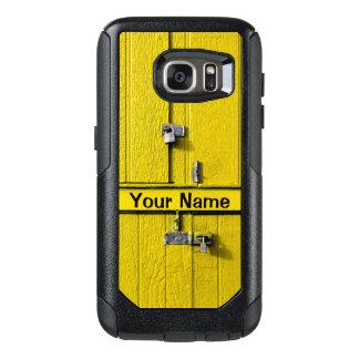 Personalized Fun Cool Unique Monogram Great Gift OtterBox Samsung Galaxy S7 Case